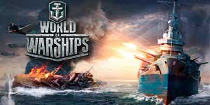 WORLD OF Varships