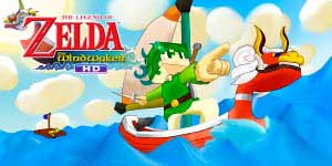 The Legend of Zelda: ქარი Waker HD